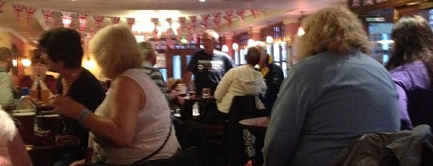 The Swan (Wetherspoon) is one of JD Wetherspoons - Part 1.