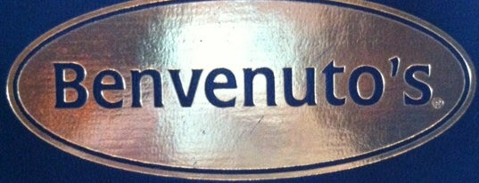 Benvenuto's is one of My Favorite Places Around The Town.
