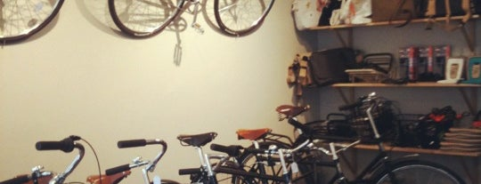 Pelago Bicycles is one of Helsinki.