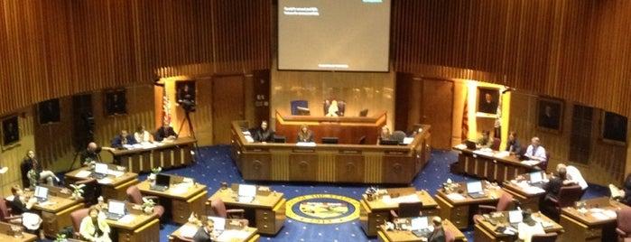 Arizona State Senate is one of Landmarks of Interest for J-Students.