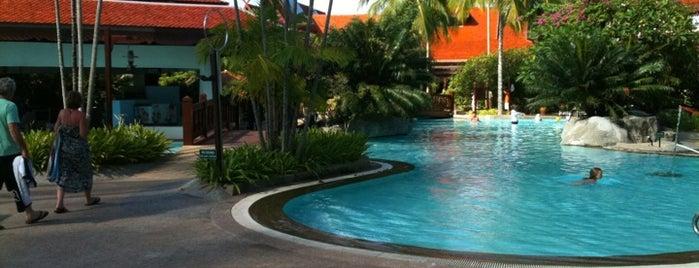 Meritus Pelangi Beach Resort & Spa Langkawi is one of ท่องเที่ยวที่ Langkawi, Kedah.