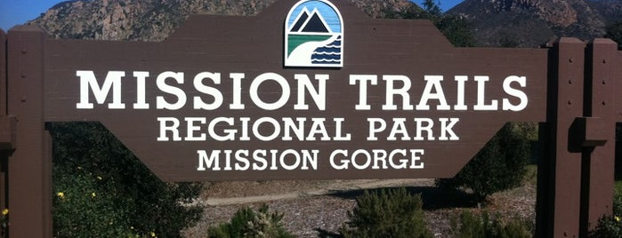 Mission Gorge is one of Top 10 places to try this season.