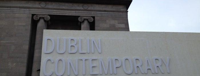 Dublin Contemporary is one of Interesting Dublin.