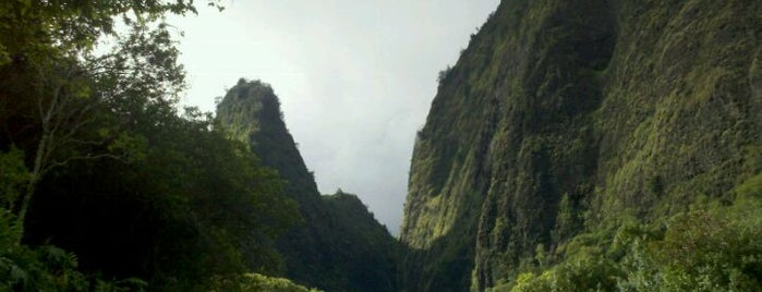 ʻĪao Valley State Park is one of Adventure.