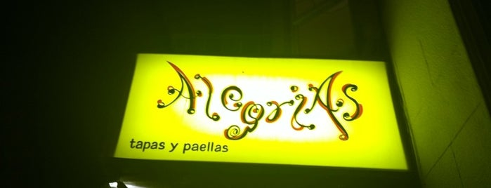 Alegrias is one of SF Dining.