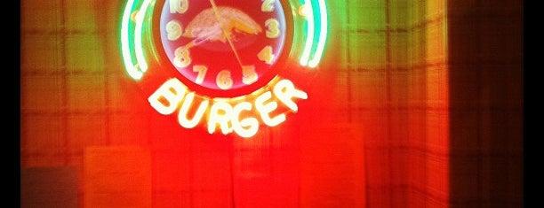 Pie 'n Burger is one of LA's Best Hamburgers.