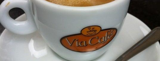 Via Café is one of Eu super recomendo - SP.