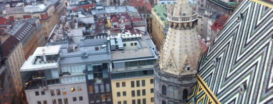 Stephansdom is one of Vienna.
