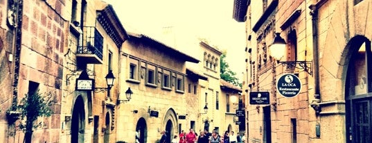 Pueblo Español is one of Barcelona, baby!.