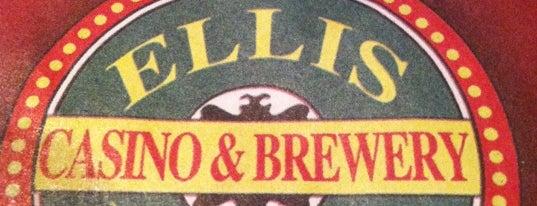 Ellis Island Casino & Brewery is one of Casinos.