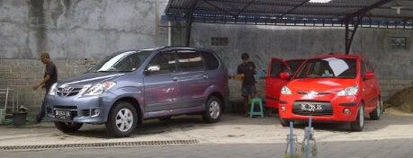 Kas Auto Car Wash is one of Car Wash BALI.