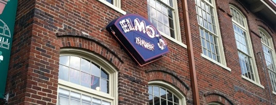 Elmo's Diner is one of Restaurants.