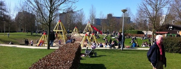 Amstelpark is one of Kids Guide. Amsterdam with children 100 spots.