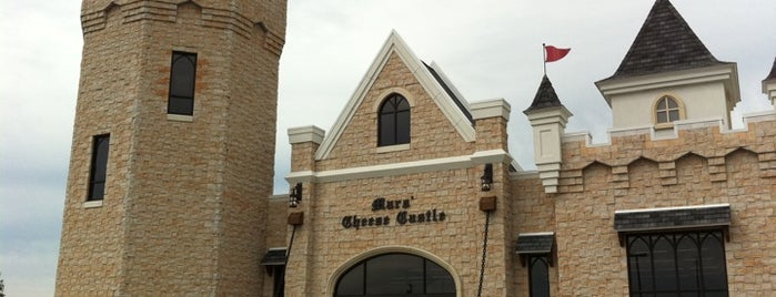 Mars Cheese Castle is one of Roadside Discoveries.