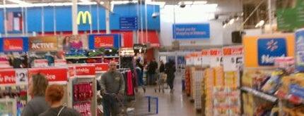 Walmart Supercenter is one of Ŧ尺εε ฬเ-fι.
