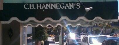 C.B. Hannegan's is one of Favorite Nightlife Spots.