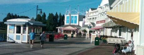 Disney's Boardwalk Inn is one of Walt Disney World Resorts.