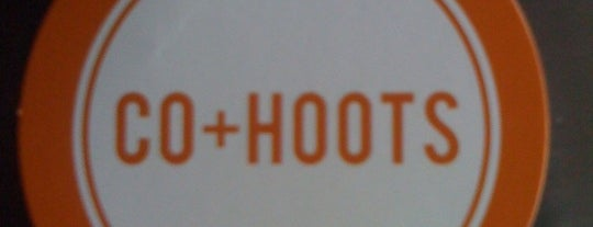 CO+HOOTS is one of Phoenix Coworking Spaces.