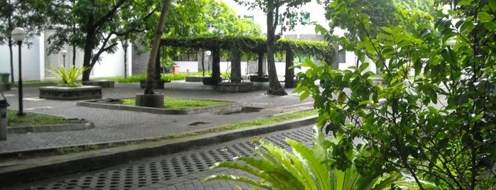 Gazebo Fakultas Pertanian UGM is one of Fakultas Pertanian UGM.