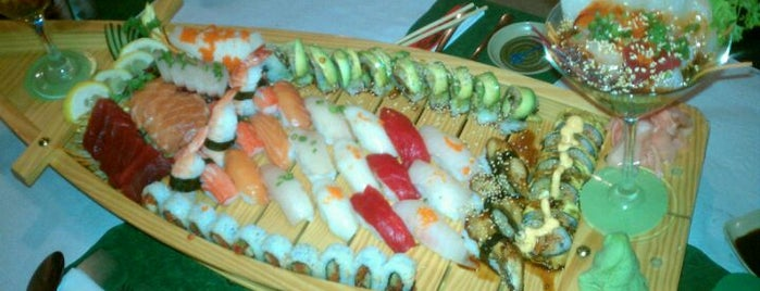 Kobe Asian Restaurant is one of The 15 Best Places for Sushi in Nashville.