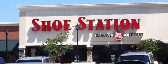 Shoe Station is one of Places To Shoppe!.
