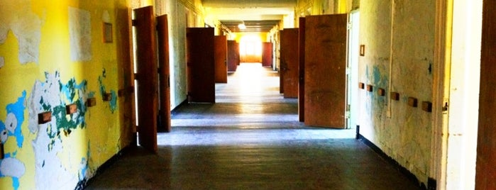 Trans-Allegheny Lunatic Asylum is one of Family trips.