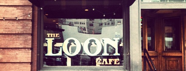 The Loon Café is one of Restaurants.
