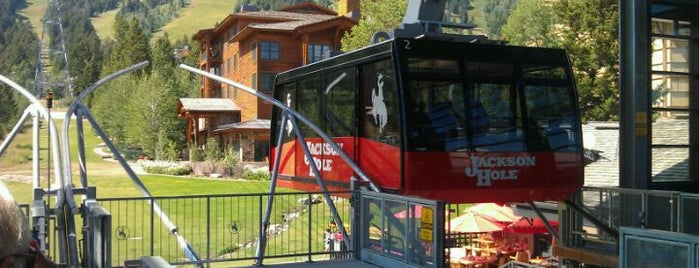 The Tram at Jackson Hole is one of Summer Activities in Jackson Hole.