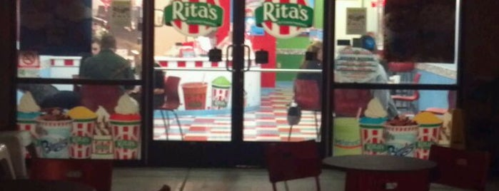 Rita's Italian Ice is one of Must-visit Food in Glendale.