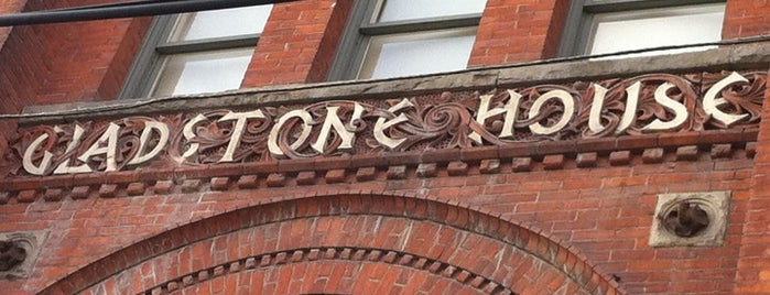 Gladstone Hotel is one of Guide to Toronto's GEMS!.