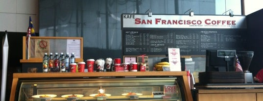 San Francisco Coffee is one of F&B.