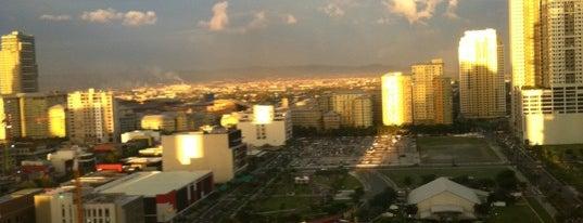 Bonifacio Global City is one of Manila.