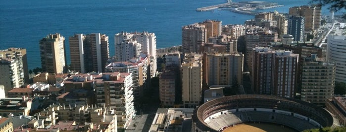 Hotel Parador de Málaga Gibralfaro is one of Málaga #4sqCities.