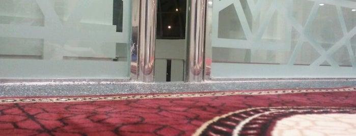 Masjid MSU is one of Baitullah : Masjid & Surau.
