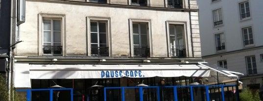 Pause Café is one of เที่ยวช้อปปิ้ง Paris!.