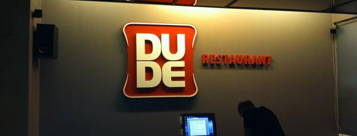 Dude Restaurant is one of İstanbul'da Yeme-İçme: theMagger Mekanları.