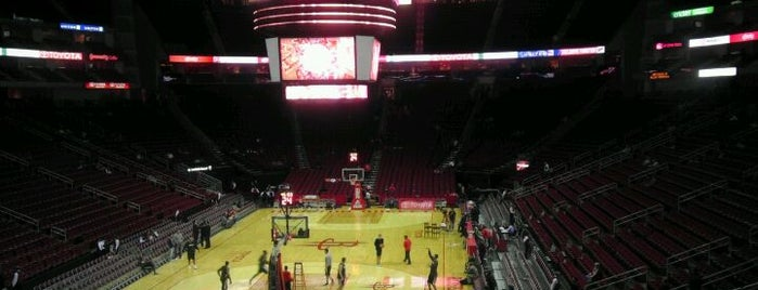 Toyota Center is one of Great Sport Locations Across United States.