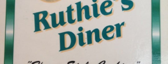 Ruthie's Diner is one of Food joints.