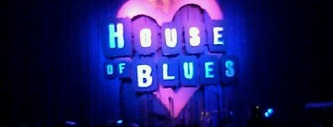 House Of Blues is one of Total Rewards Entertainment.