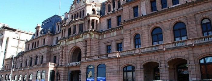 Estación Plaza Constitución [Línea Roca] is one of Favoritos.