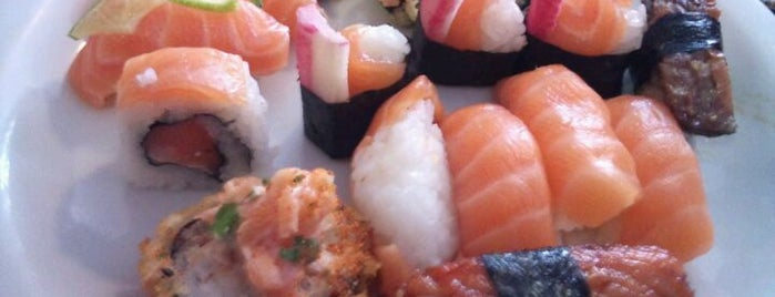 Daitan Japanese Food is one of Must-see seafood places in Campinas, Brasil.