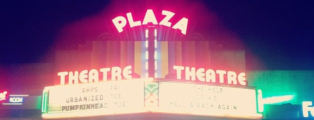 Plaza Theatre is one of Places to Visit.