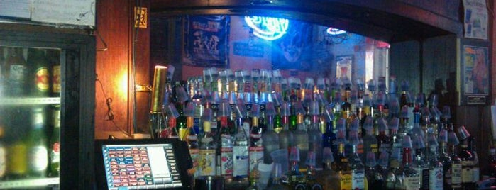 The Alibi is one of Top picks for Dive Bars.