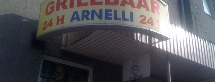 Arnelli Baar is one of The Barman's bars in Tallinn.