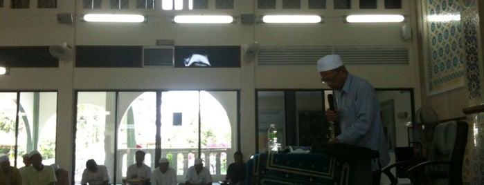 Masjid At-Taqwa is one of Masjid Dan Surau.