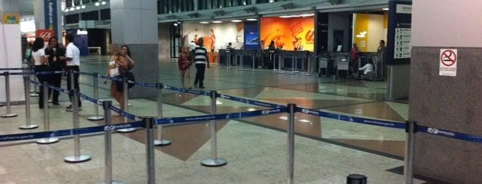 Deputado Luís Eduardo Magalhães International Airport (SSA) is one of Aeroportos do Brasil.