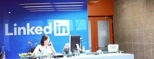 LinkedIn is one of Startups World.