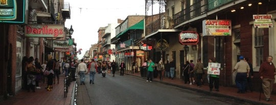 Bourbon Street is one of The Great Outdoors.