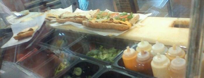 Subway is one of Favorite restaurants.