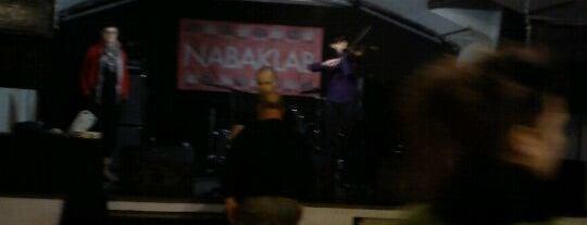 Nabaklab is one of Baltā nakts 2011.